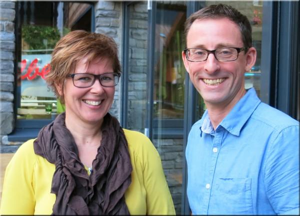 Silvia Pfeil & Jochen Karl eCoach.at