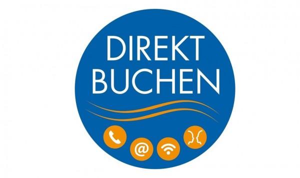 Direkt buchen Logo
