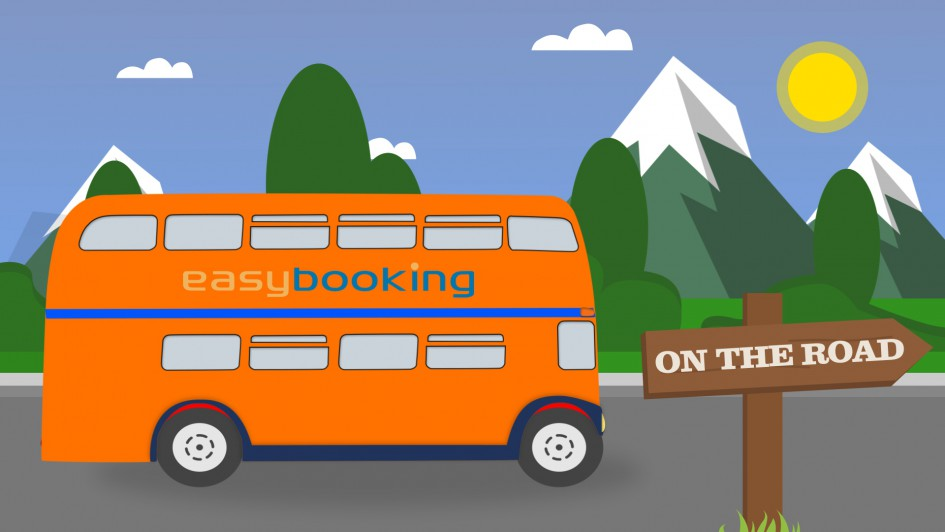 easybooking on the road