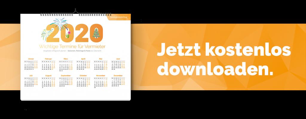 Kostenlose Jahresübersicht für Vermieter downloaden