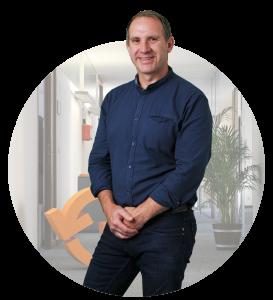 Hendrik Maat als Firmengründer von easybooking