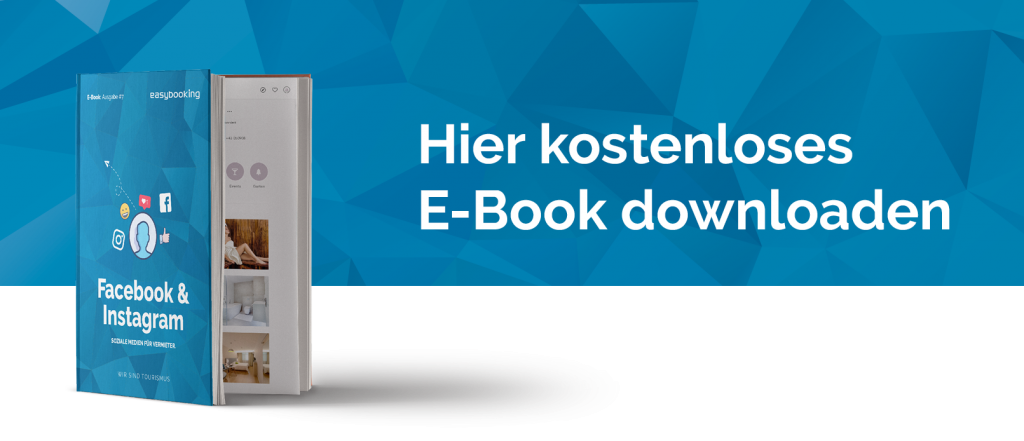 easybooking Social Media E-Book mit wenigen Klicks kostenlos downloaden