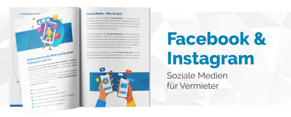 easybooking e-book Social Media für Vermieter