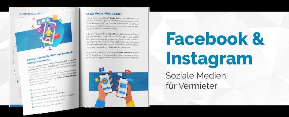 easybooking e-book Social Media für Vermieter