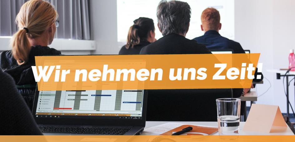 Kundenbetreuung und Workshops für Vermieter